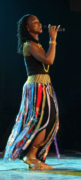In Maputo, 2007 (Photo by Funcho)