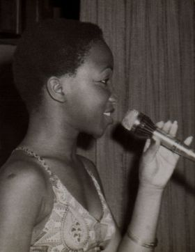 At Nightclub 'Sheik' in Maputo, 1977