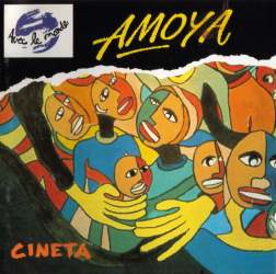 Amoya: 'Cineta' album cover