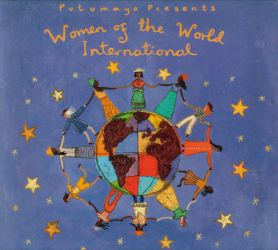 Putumayo Presents: 'Women of the World International' album cover