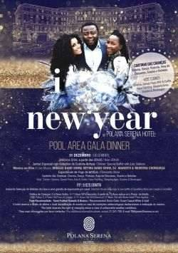 New Year's Eve at Polana Hotel in Maputo, December 31, 2014